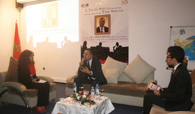 Tanger : Renforcer la formation dans les métiers du tourisme et de l hôtellerie