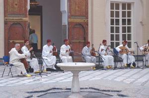 Événement : Deux jours de Malhoun à Casablanca