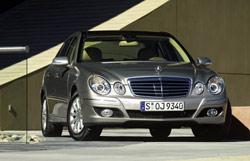 Automobile : Mercedes Classe E : un restylage discret