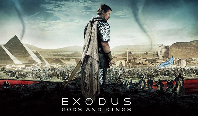 «Exodus : Gods and Kings» de Ridley Scott : Les dix plaies du monde