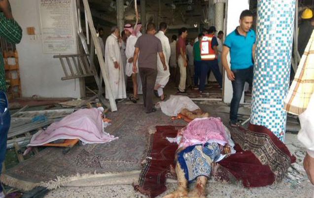 Arabie saoudite : Explosion dans une mosquée chiite