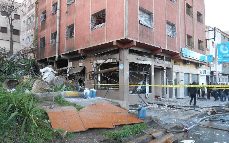 Une dizaine de blessés dans l'explosion d'une bonbonne de gaz à Casablanca