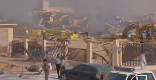 Arabie Saoudite: 22 morts et 111 blessés dans l'explosion d'un camion-citerne à Ryad