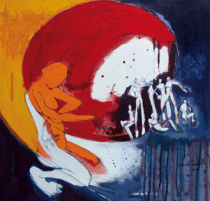 Exposition : «À bras le corps» à la Villa des arts de Rabat