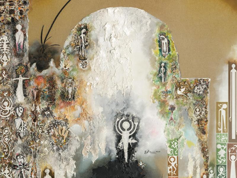 Exposition à la galerie d'art l'atelier 21 de Casablanca : «Nostalgie» de Houssein Miloudi