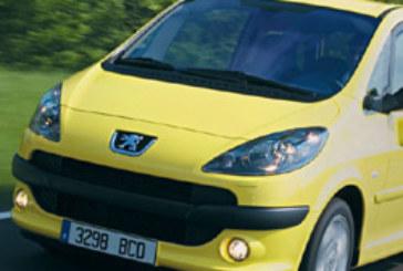 Peugeot 1007 : Les portes du succès