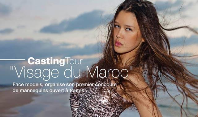 Concours de Mannequinat : Le nouveau visage du Maroc