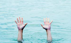 Il s'est noyé sous les yeux de sa bien-aimée