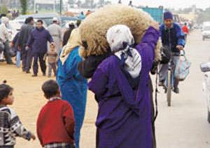 Pour avoir perdu le mouton, elle étouffe son enfant