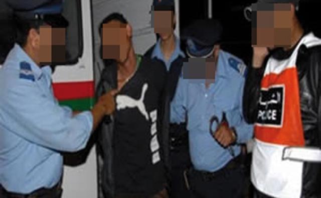 Benslimane :  Arrestation d un dealer MRE