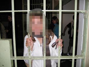 Arrestation de trois femmes pour avoir introduit du haschich à la prison
