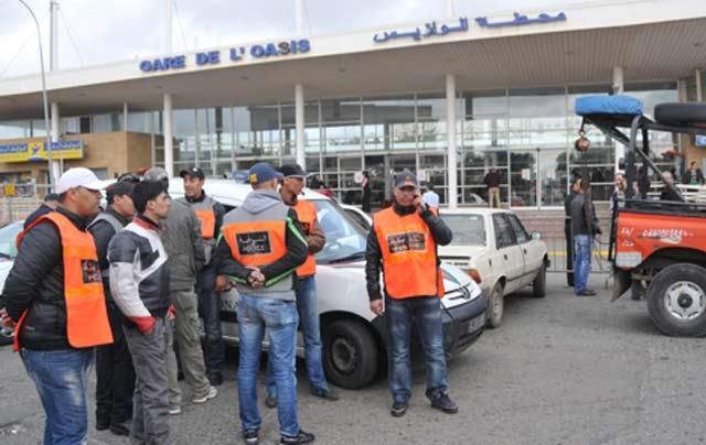 Arrestation de 193 individus, auteurs présumés d'actes de vandalisme perpétrés peu avant le match FAR/RAJA