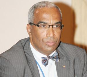 Fathallah Berrada, président de la Bourse de Casablanca