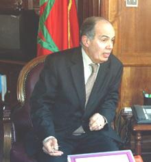 Economie : Oualalou livre son diagnostic
