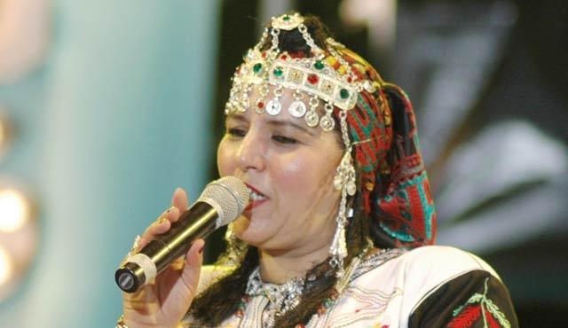 Un fervent hommage a été rendu à la star amazighe