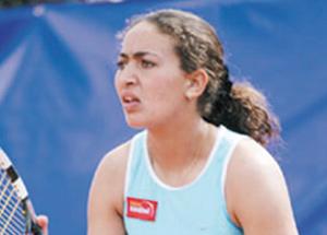 Les espoirs reposent sur Fatima Zahra El Allami