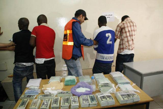 Casablanca : Arrestation de faussaires de devises subsahariens