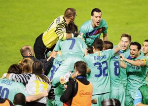 Championnat d'Espagne : 21e Liga pour le FC Barcelone, la 3ème d'affilée