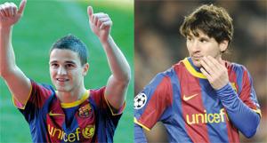 FC Barcelone : Le Marocain Affelay et ses co-équipiers soumis à un contrôle antidopage