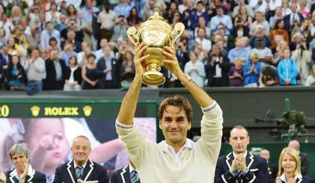Wimbledon: Roger Federer septuple vainqueur