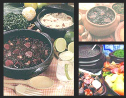 Cuisines du monde : Feijoada : saveurs de Rio