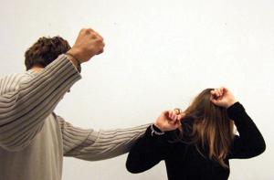 Mobilisation contre la violence à l'encontre des femmes