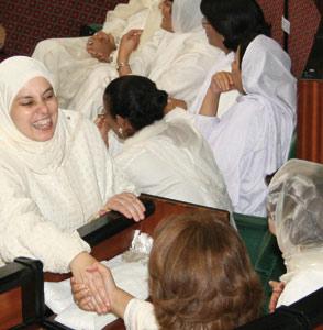 Les Marocaines sous-représentées au Parlement