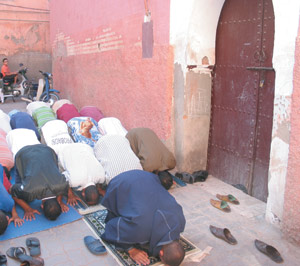 La mosquée Lemnabha a été fermée