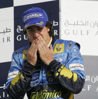 Alonso : à un podium du sacre