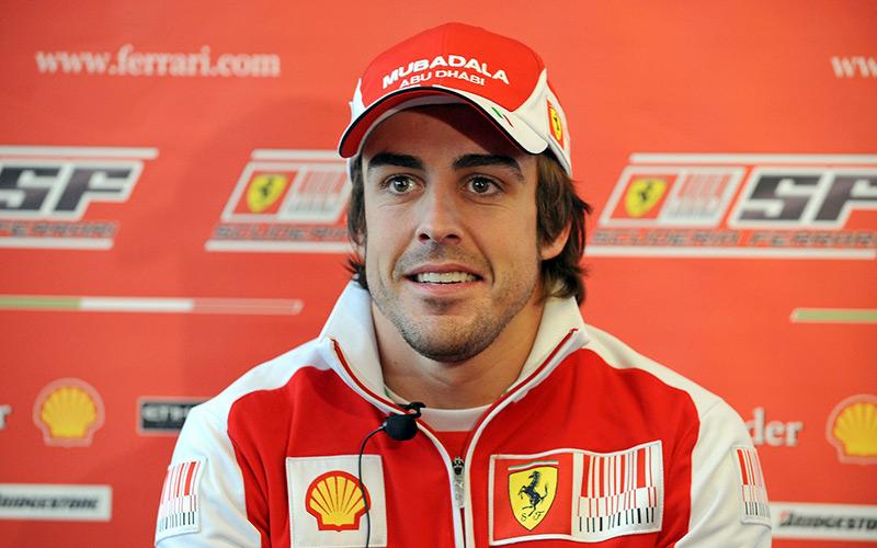 F1 : L'ex président de Ferrari confirme le départ d'Alonzo