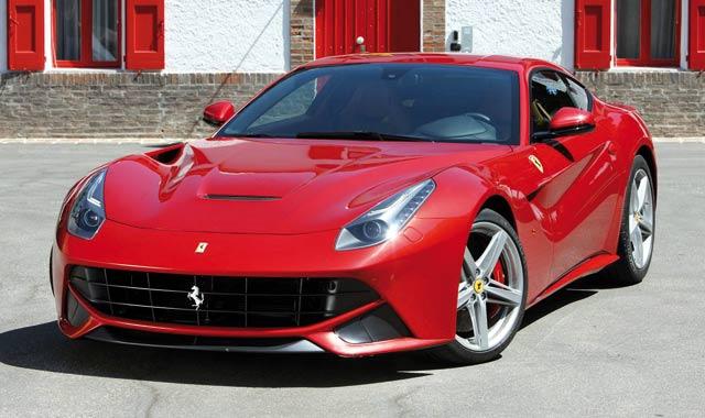 Ferrari au Maroc : It s done !