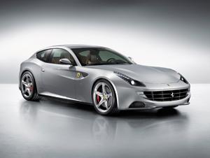 Ferrari FF : Les pneus Michelin les plus rapides au monde