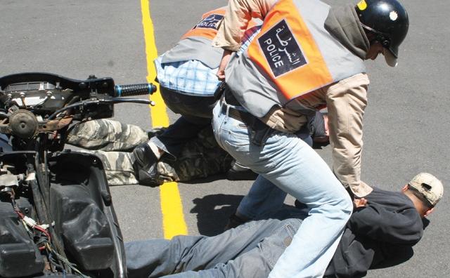 Salé : Trois malfrats condamnés pour vol qualifié