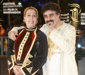 Mohamed Bastaoui et Roschdy Zem à l'honneur
