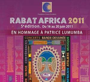 Festival Rabat-Africa : Hommage à Patrice Émery Lumumba