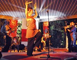Festival Tanger sans frontières : La musique gitano-andalouse en clôture