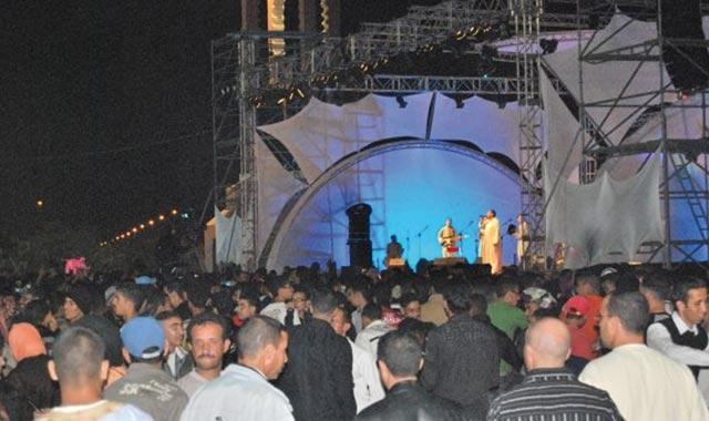 Tan Tan : Clôture du festival d El-Watia