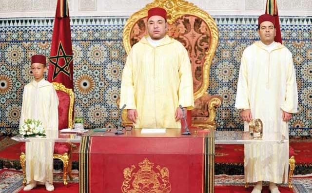 Discours royal à l occasion de la Fête du Trône : Des messages forts  adressés au gouver-nement Benkirane