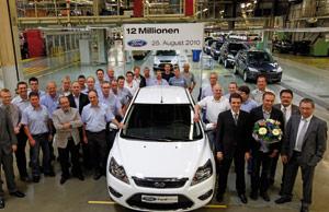 Ford à Saarlouis : une usine plus que multimillionnaire