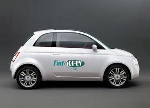 Fiat 500 EV : bientôt «made in USA»