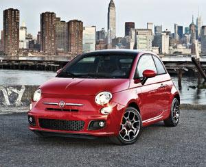 Fiat : La 500 à la conquête de l'Ouest