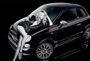 Fiat 500 by Gucci : L'affaire n'est pas dans le sac