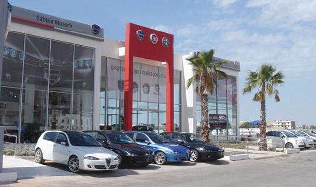 Fiat Maroc : Showroom  flambant neuf