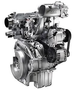 Fiat bicylindre Twin Air : aux limites du «downsizing»
