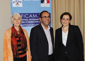 11ème édition de FICAM : Honneur à l'école russe à Meknès