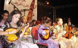 19ème édition du Festival de la musique gharnatie