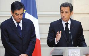 Sarkozy et Fillon en quête d'exemplarité