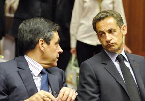 Parfum de cohabitation entre Sarkozy et Fillon au sommet de l'état