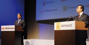 Renault sort de son alliance avec l'indien Mahindra sur la Logan