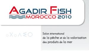 Téléx : salon Agadir Fish Morocco 2010